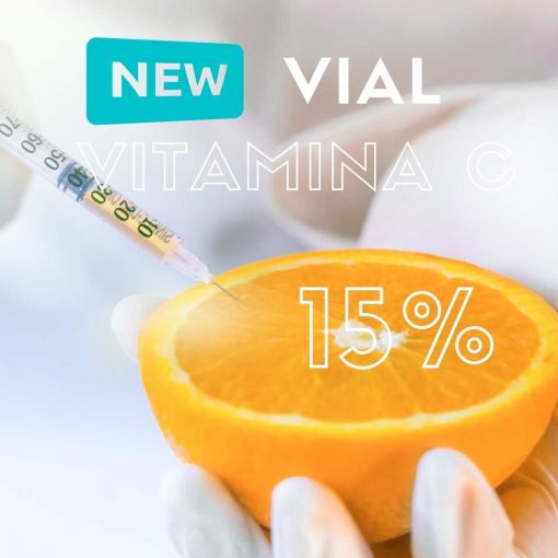 vial vitamina c